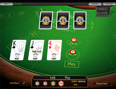 2 card poker games